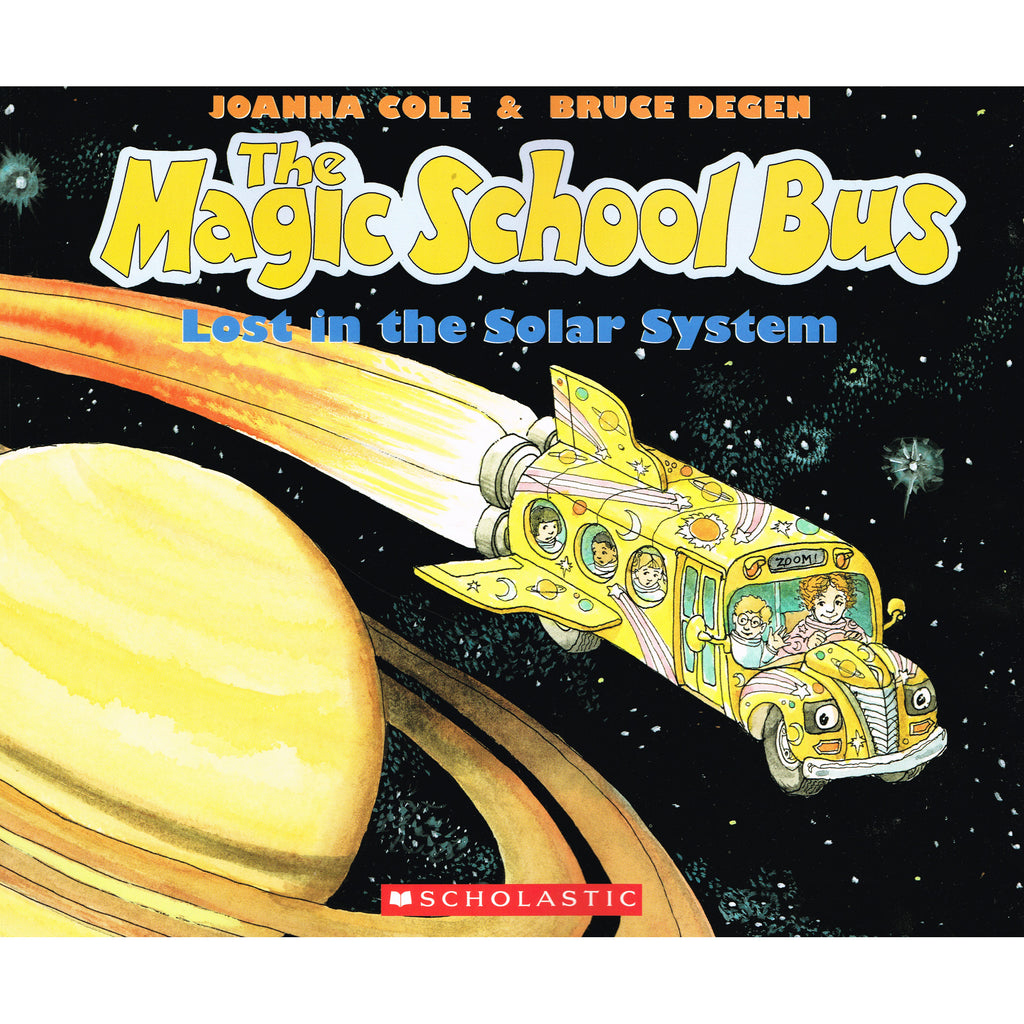 Scholastic The Magic School Bus® Lost in the Solar System