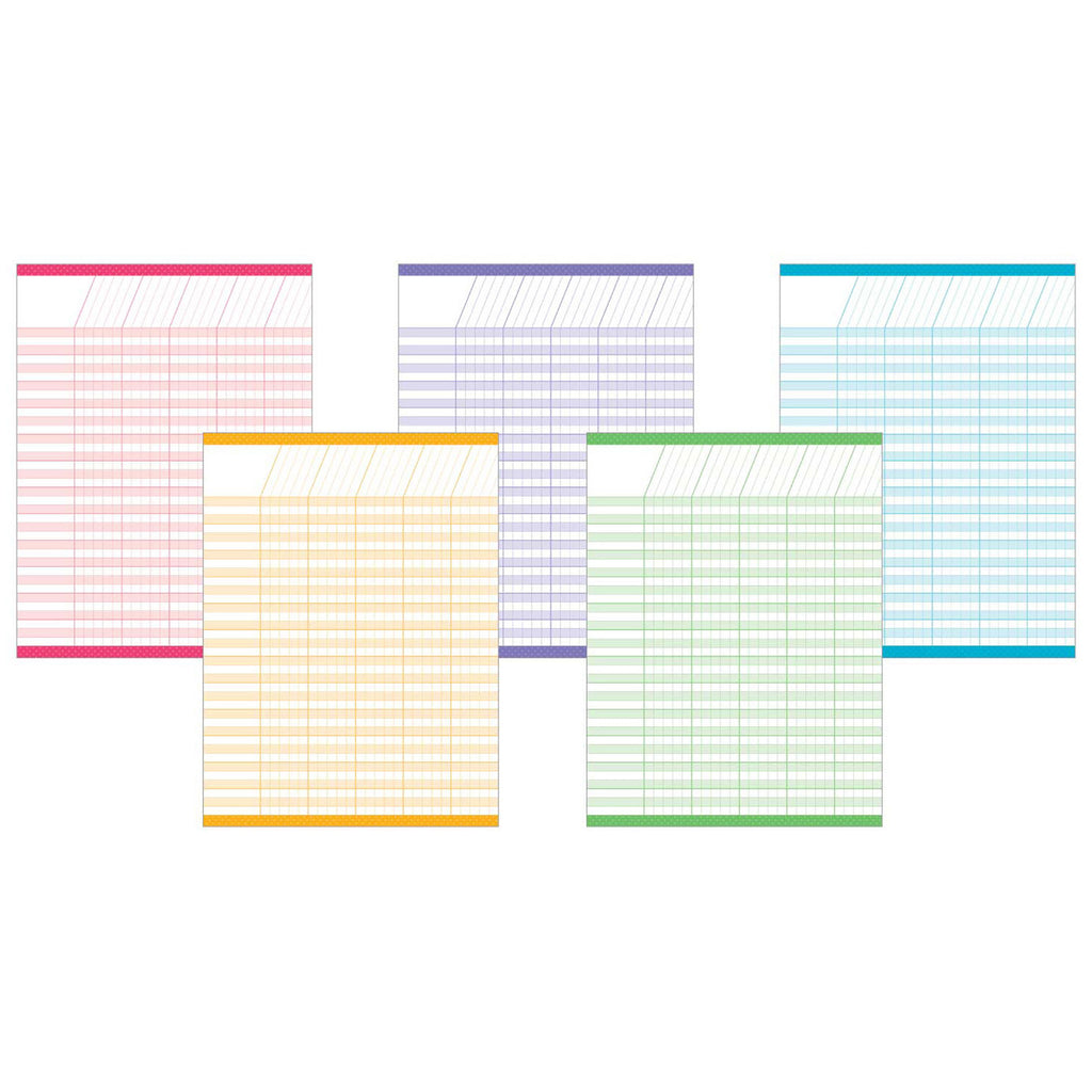 Scholastic Incentive Charts Bulletin Board Set