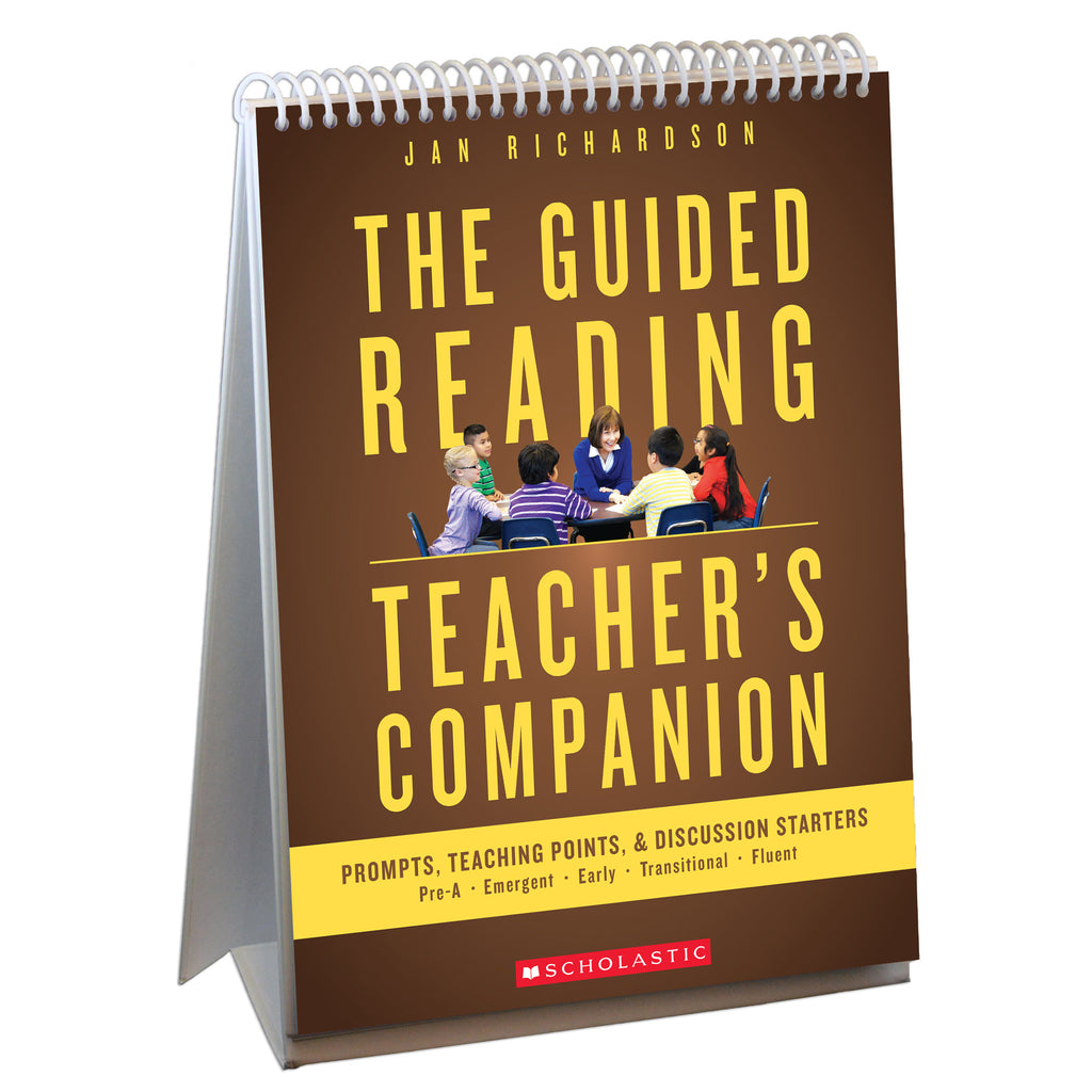 Scholastic The Guided Reading Teacher's Companion