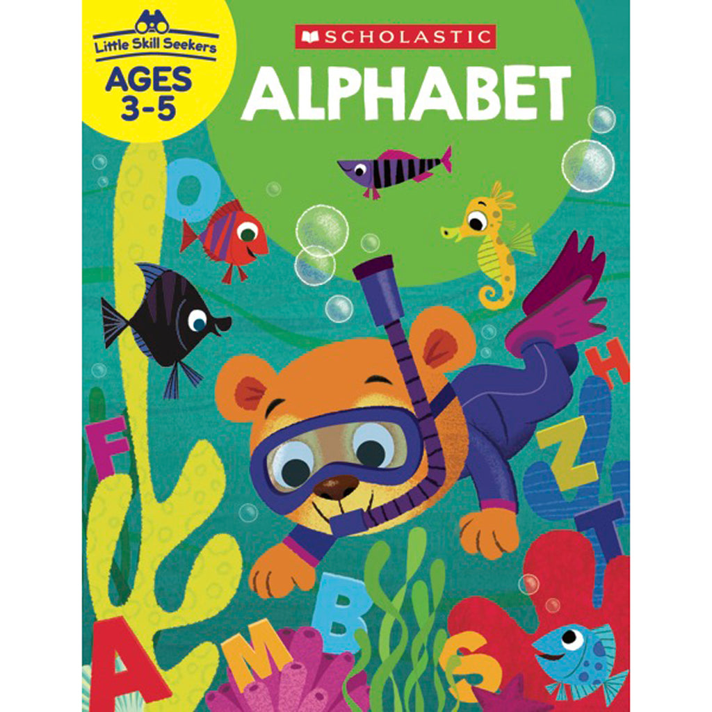 Scholastic Little Skill Seekers: Alphabet