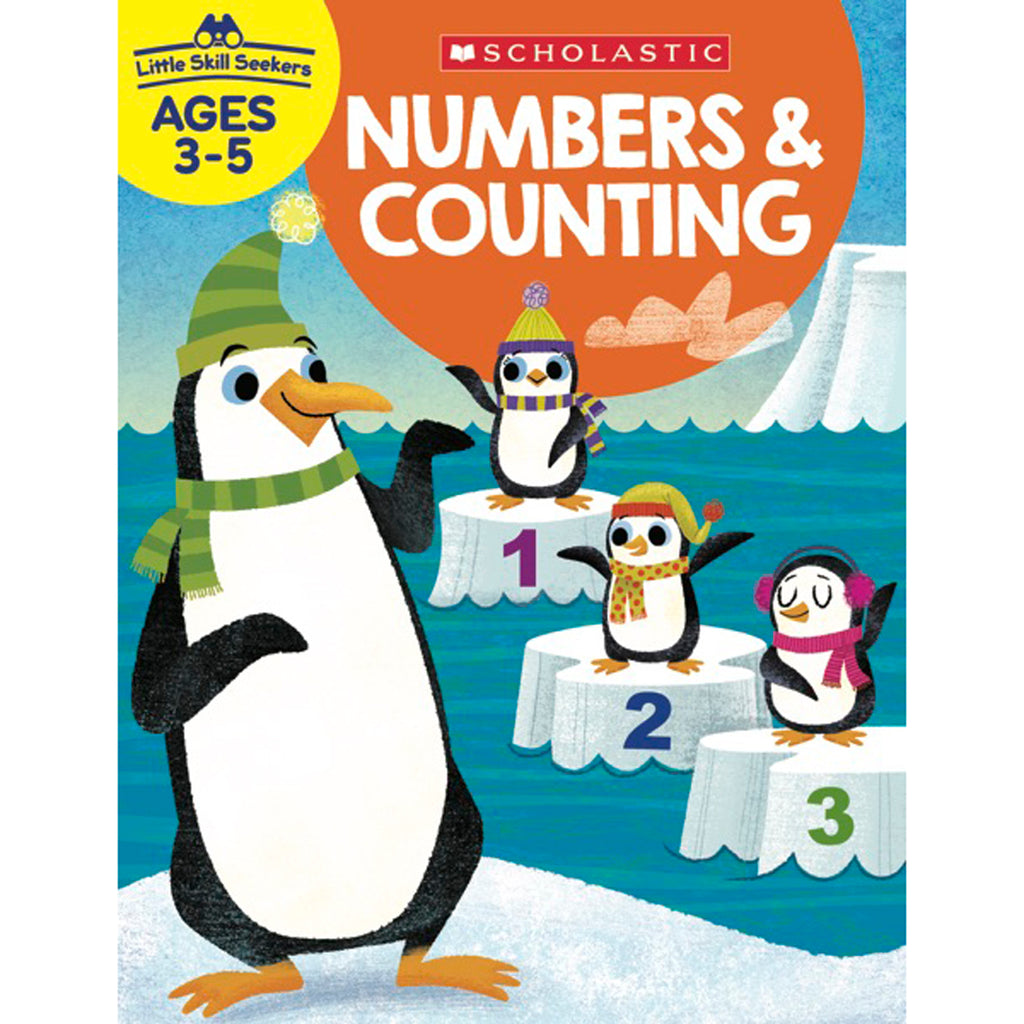 Scholastic Little Skill Seekers: Numbers & Counting