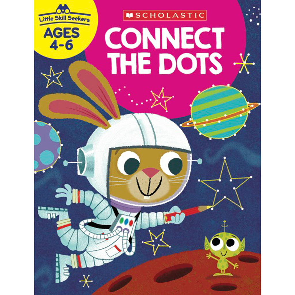 Scholastic Little Skill Seekers: Connect the Dots