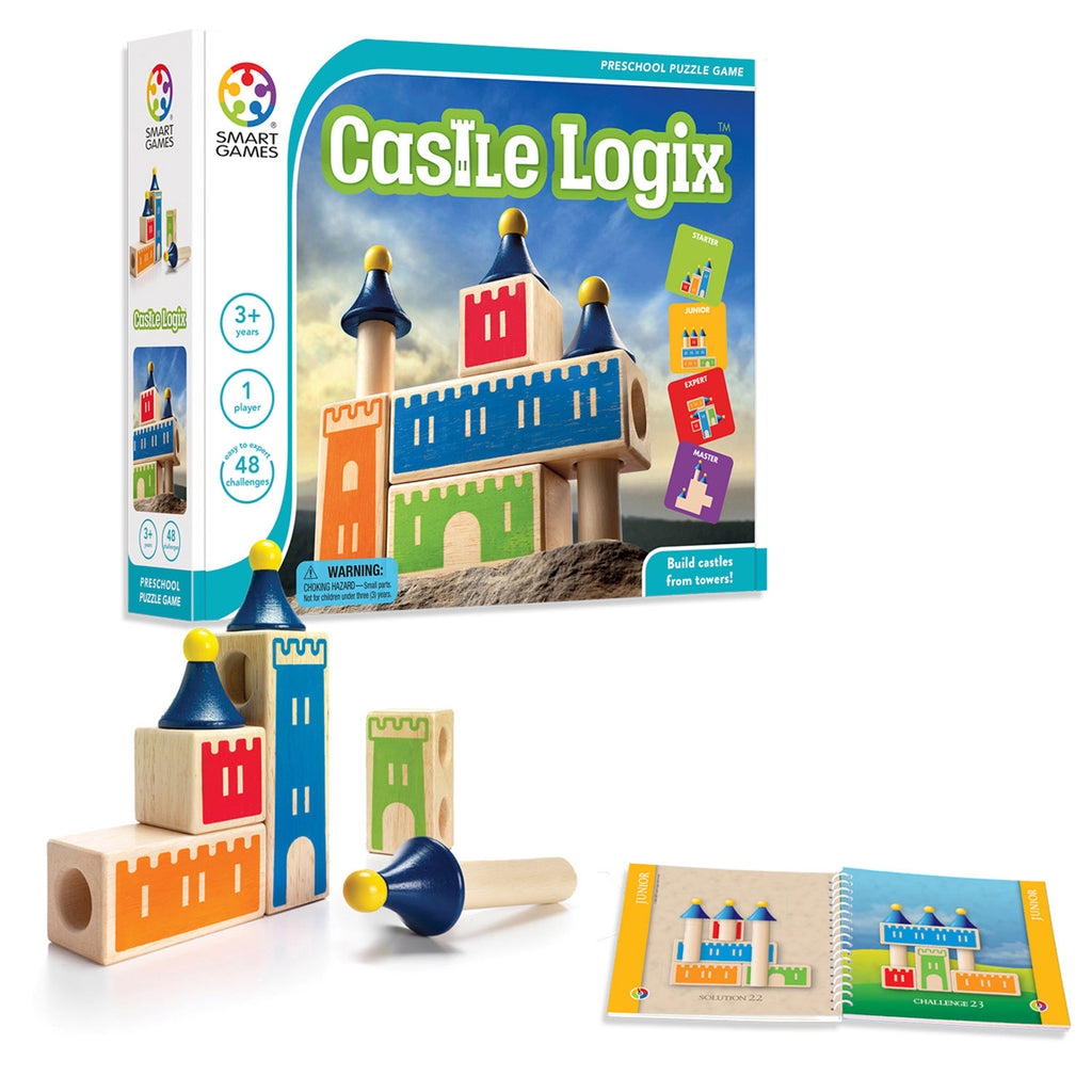 Smart Toys And Games Castle Logix