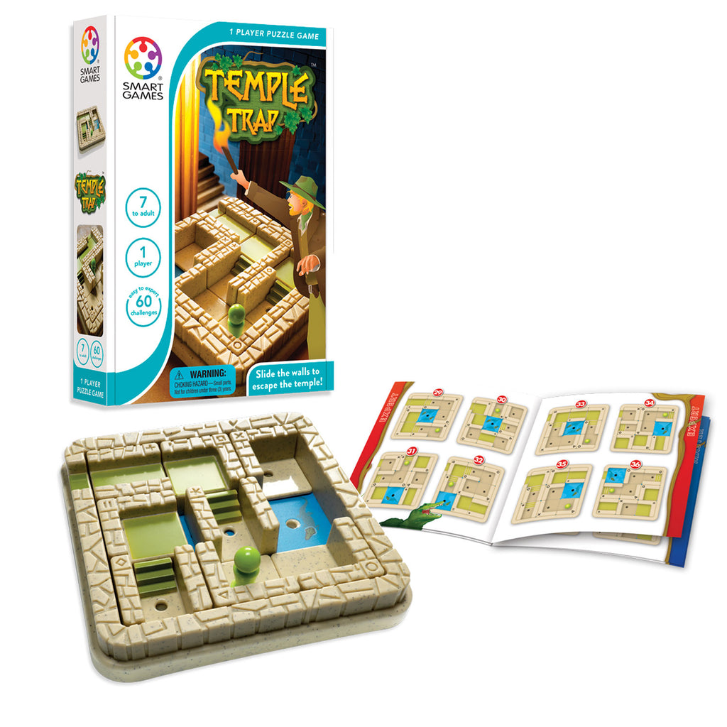 Smart Toys And Games Smart Games Temple Trap