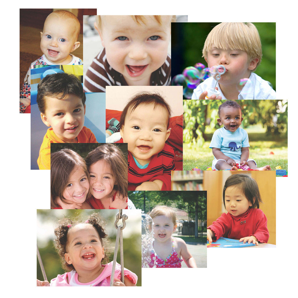 Stages Learning Materials Toddler Time Poster Set