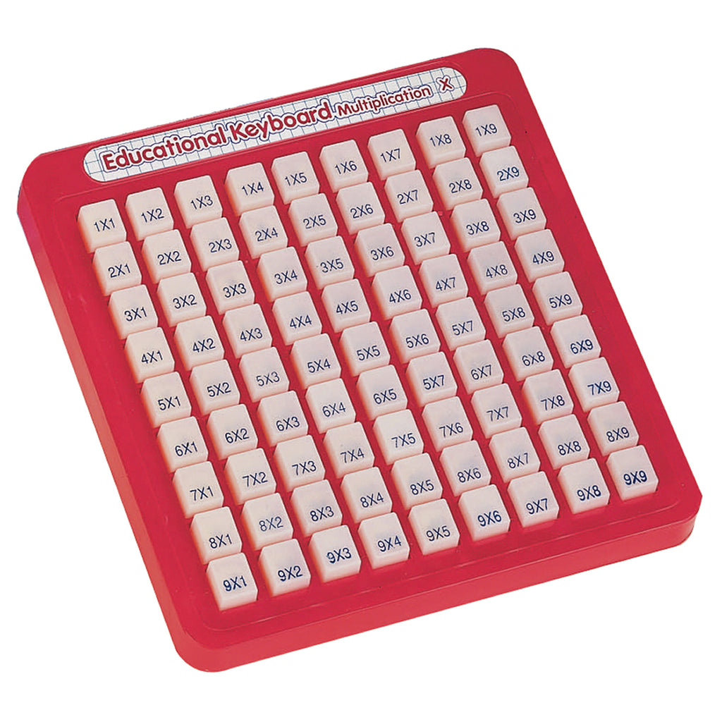 Small World Toys Math Keyboards Multiplication
