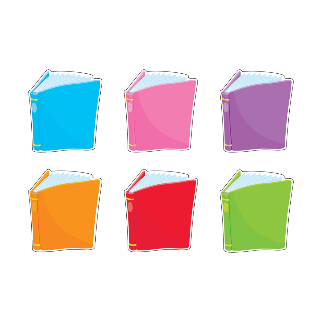 Trend Enterprises Bright Books Classic Accents® Variety Pack