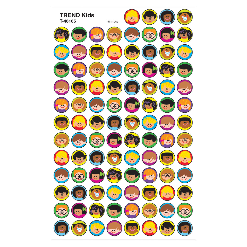 Trend Enterprises TREND Kids superSpots® Stickers