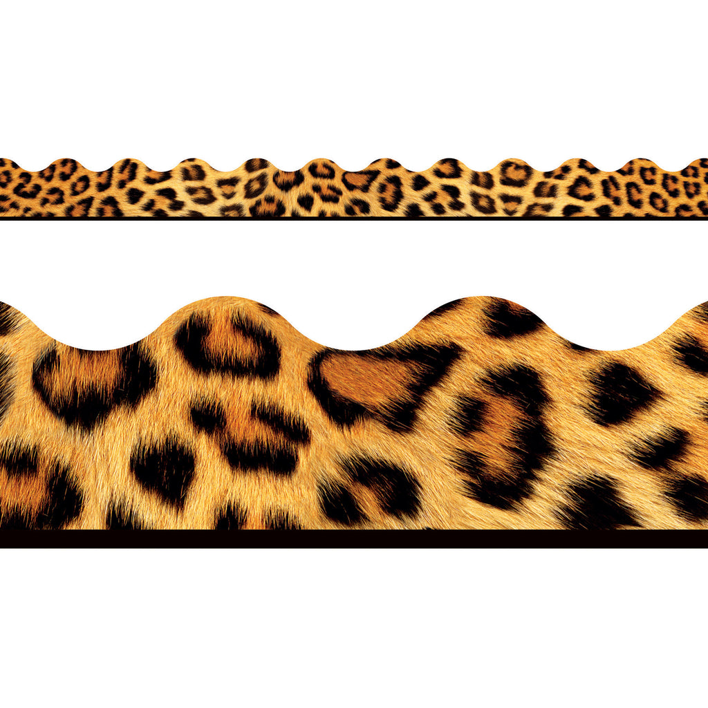 Trend Enterprises Leopard Terrific Trimmers®