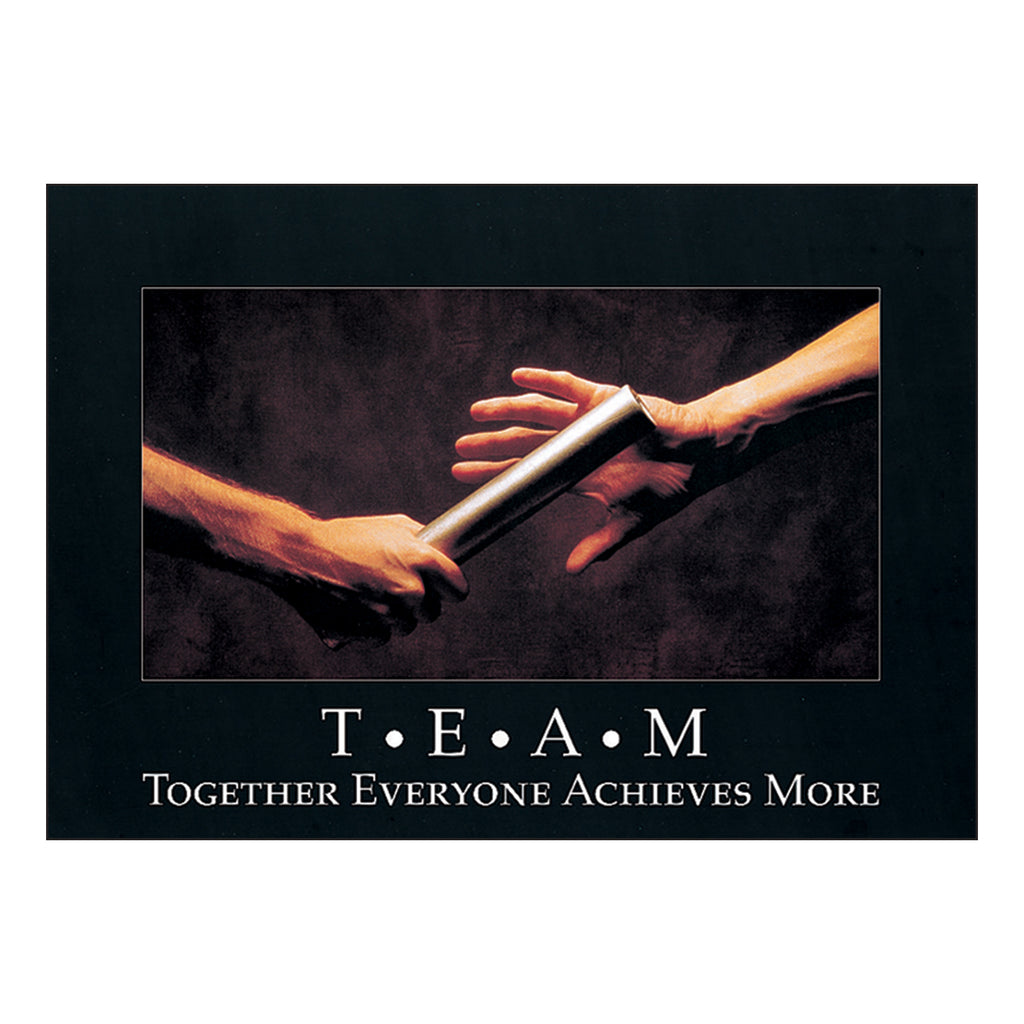 Trend Enterprises T*E*A*M: Together Everyone… ARGUS® Poster
