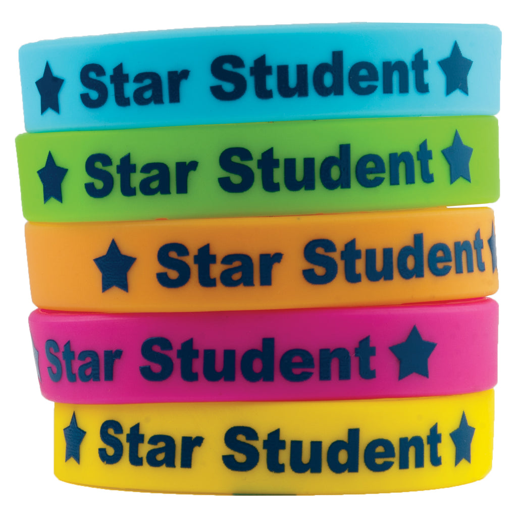 Teacher Created Resources Star Student Wristbands