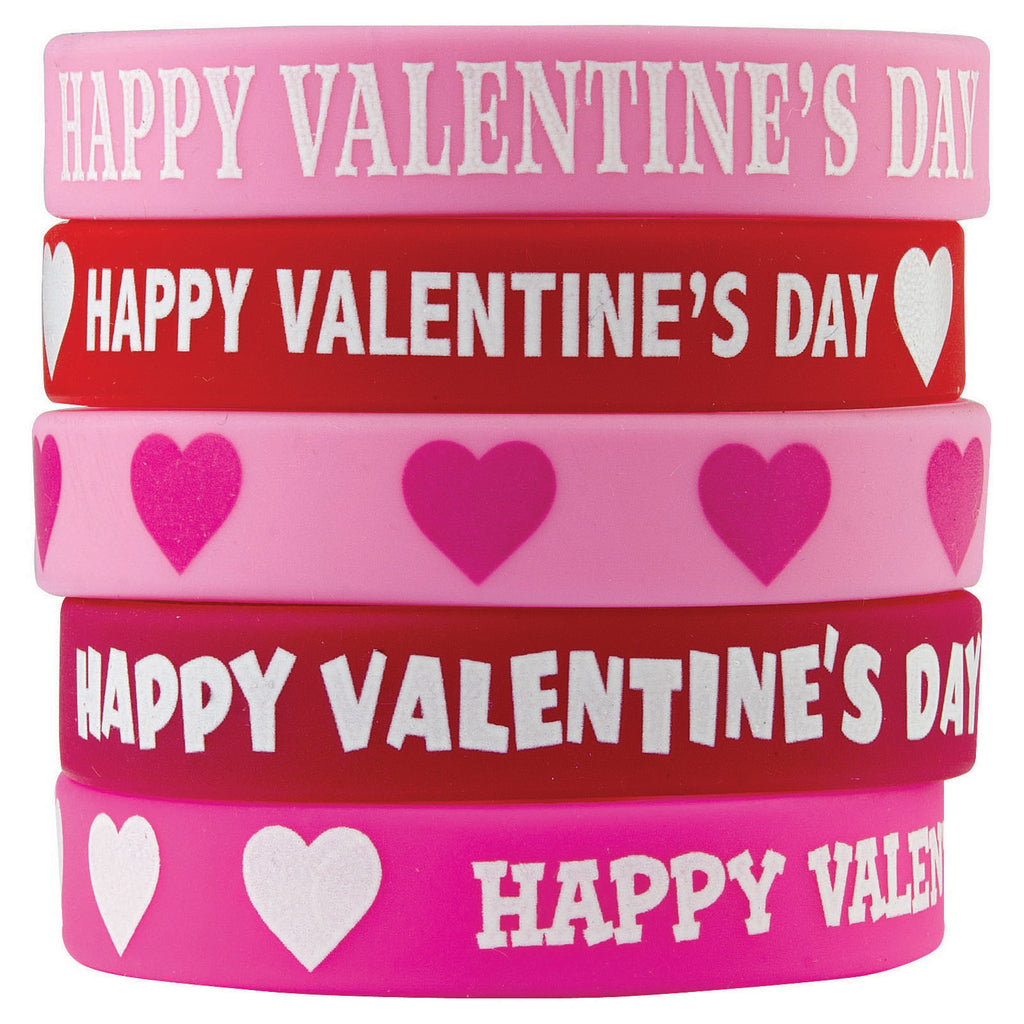 Teacher Created Resources Happy Valentines Day Wristbands