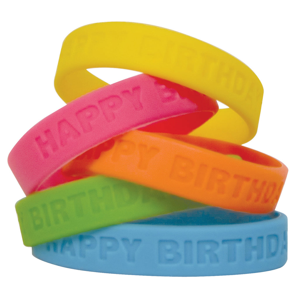 Teacher Created Resources Happy Birthday 2 Wristbands