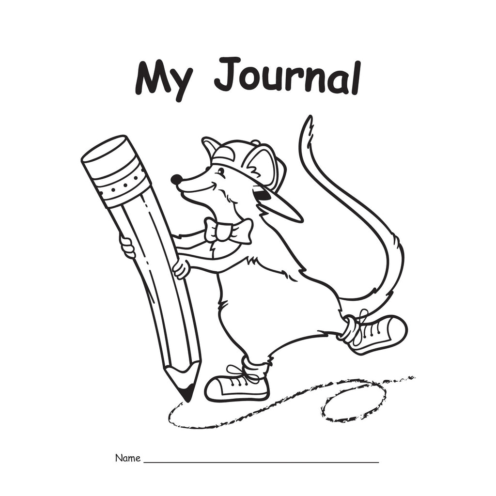 Teacher Created Resources My Own Journal Primary 10-Pack