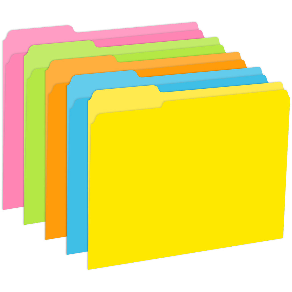 Top Notch Teacher Game Folders Brite Colors