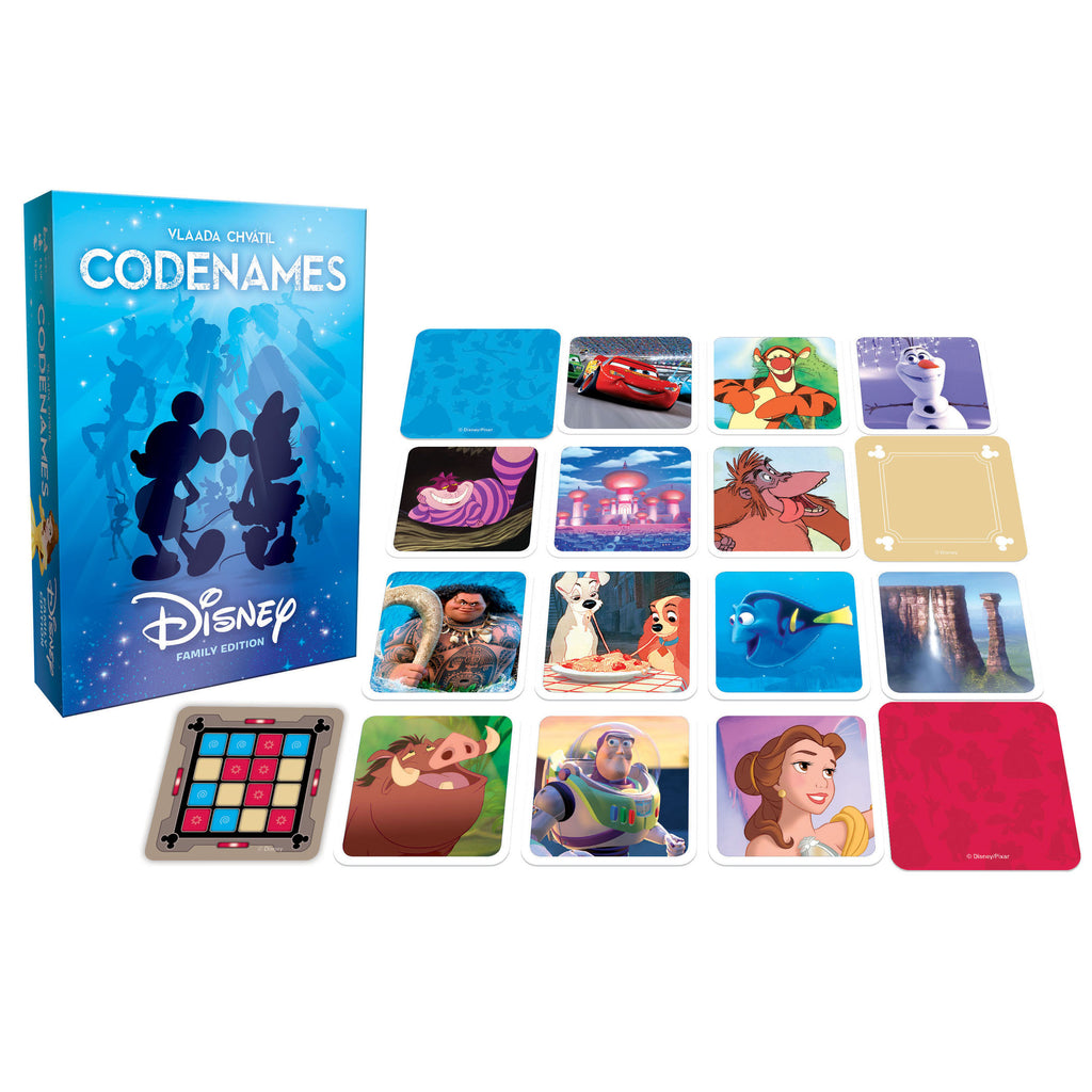 USAopoly CODENAMES: Disney Family Edition