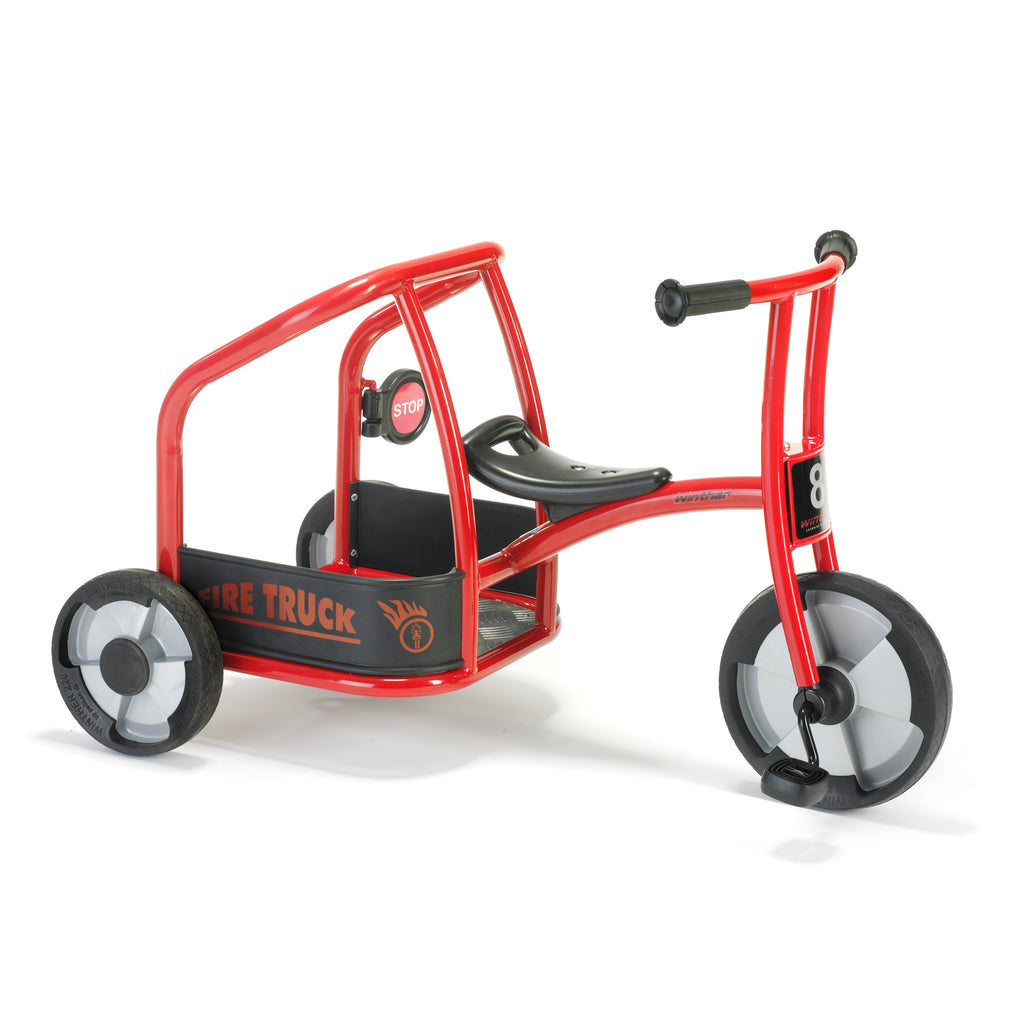 Winther Fire Truck Tricycle