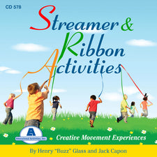 Streamer and Ribbons Activity CD