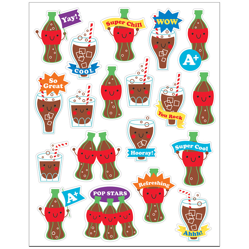 Cola Stickers - Scented