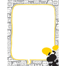 Peanuts® Touch of Class Computer Paper