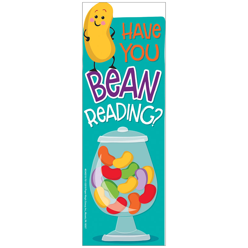 Jelly Bean Scented Bookmarks