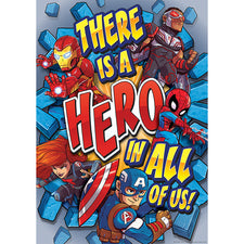 Marvel™ Super Hero Adventure Hero in All of Us Poster