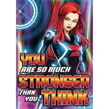 Marvel™ You Are So Much Stronger Poster