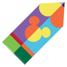 Geo Mickey® Pencils Paper Cut Outs