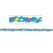 Dr. Seuss™ Oh the Places Balloons Deco Trim®