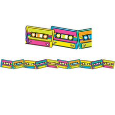 Rock the Classroom Deco Trim® Extra Wide Die Cut