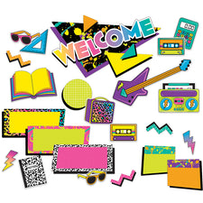 Rock the Classroom Mini Bulletin Board Set