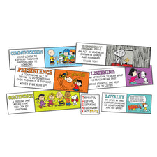 Peanuts® Character Building Mini Bulletin Board Set