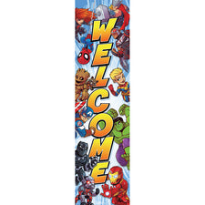 Marvel™ Super Hero Adventure Vertical Banner