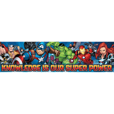 Marvel™ Horizontal Banner