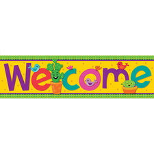A Sharp Bunch Welcome Horizontal Banner
