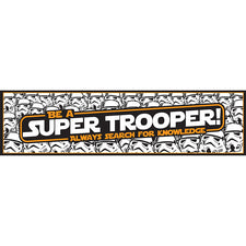 Star Wars™ Super Troopers Horizontal Banner