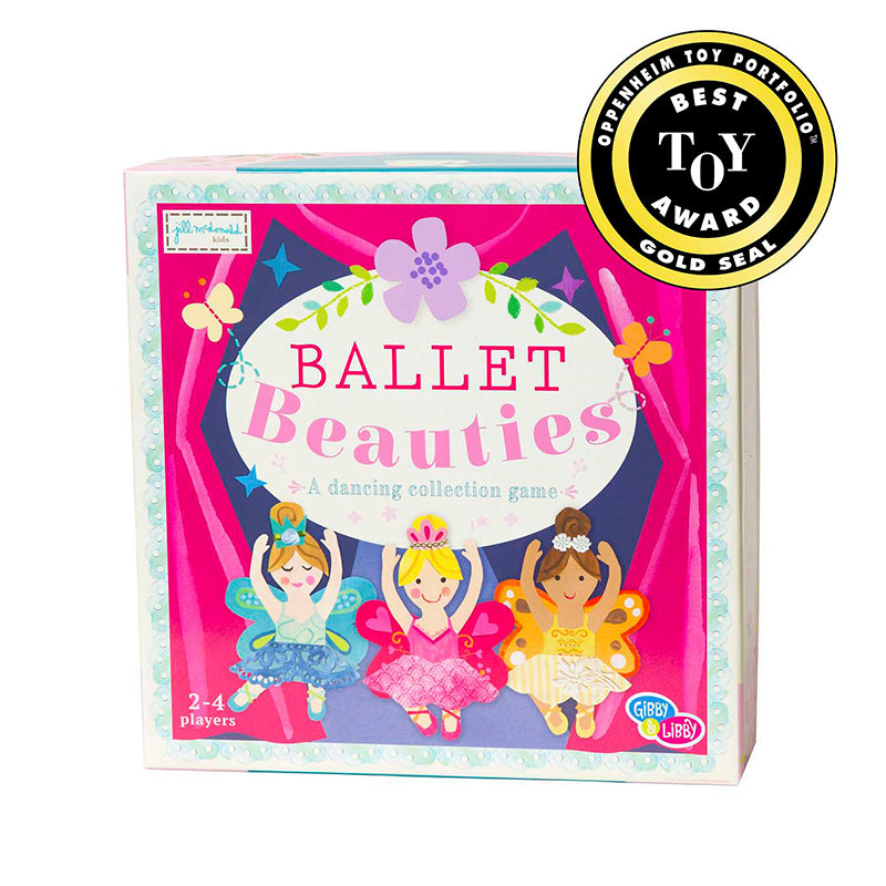 Gibby & Libby™ Ballet Beauties: A Dancing Collection Game
