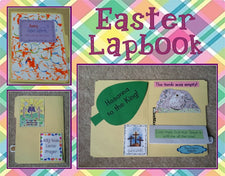 Easter Lapbook - Part 2