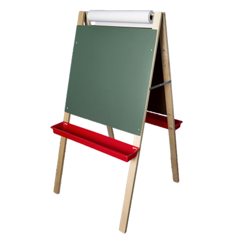 "Adjustable Paper Roll Easel, 48""H x 24""W"