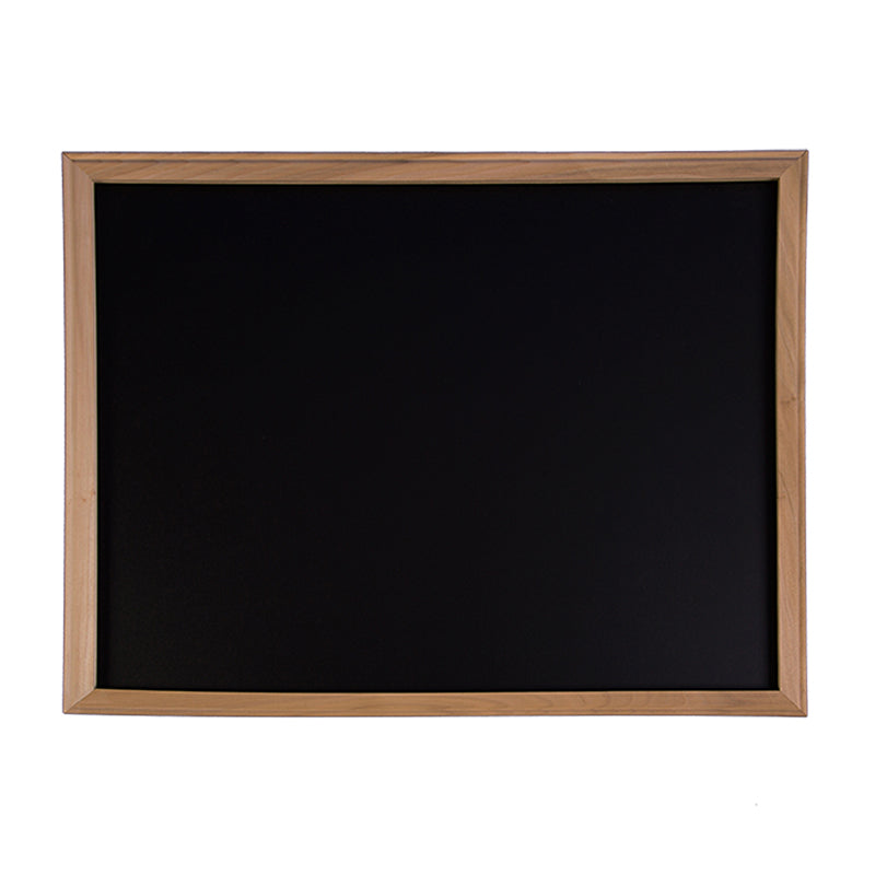 "Wood Framed Black Chalkboard, 18"" x 24"""