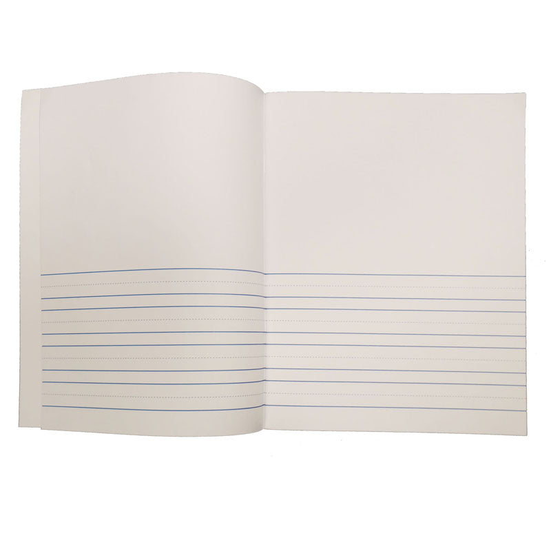 "Soft Cover Lined Book, 8.5"" x 11"" Portrait, 8 Pages (12 Pack)"