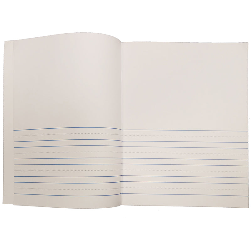 "Soft Cover Lined Book, 8.5"" x 11"" Portrait (24 Pack)"
