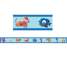 Under The Sea Bulletin Board Border