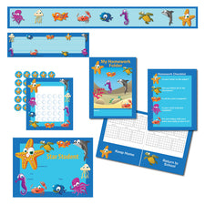 Under The Sea Classroom Set