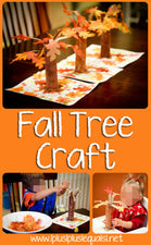 Fall Tree Craft for Kids!