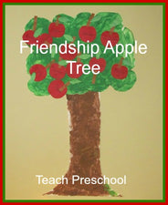 Collaborative Learning - Friendship Apple Tree