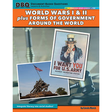 Document Based Questions: World Wars I & II