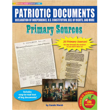 Patriotic Documents Primary Sources Pack