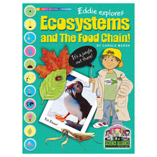 Science Alliance: Eddie Explores Ecosystems and the Food Chain