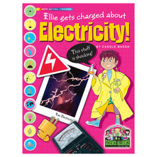 Science Alliance: Ellie Gets Charged About Electricity